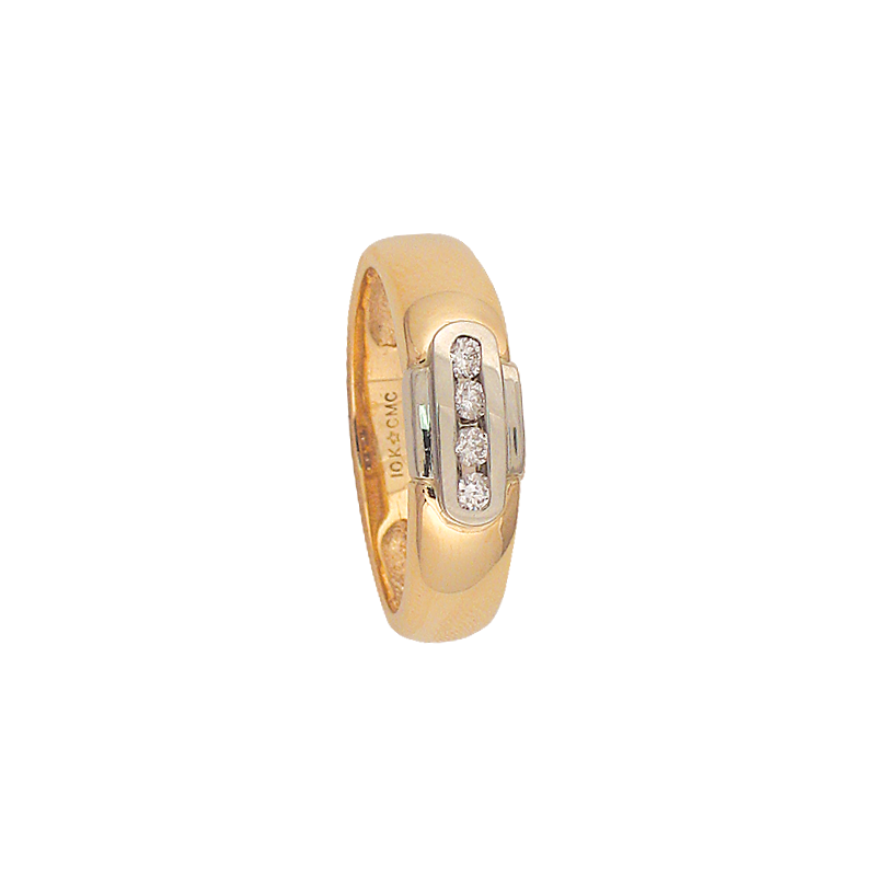 Cadman Catalog 6mm 5552 Mens Tapered Wedding Band