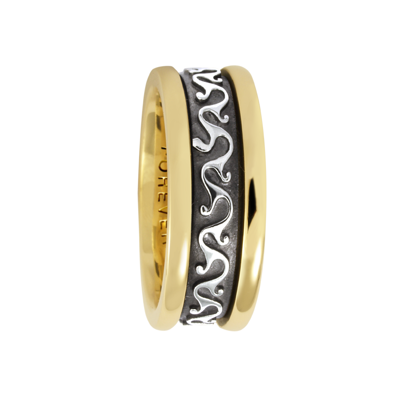 Cadman Catalog 7.5mm 5410 Ladies Celtic Wedding Band