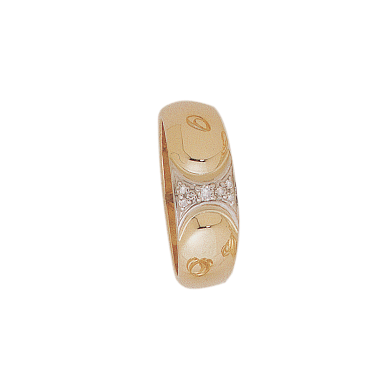 Cadman Catalog 8mm 5214 Mens Tapered Wedding Band