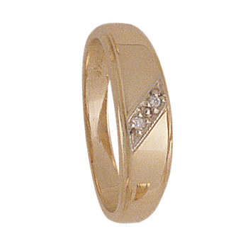 5mm 4933 Ladies Tapered Wedding Band