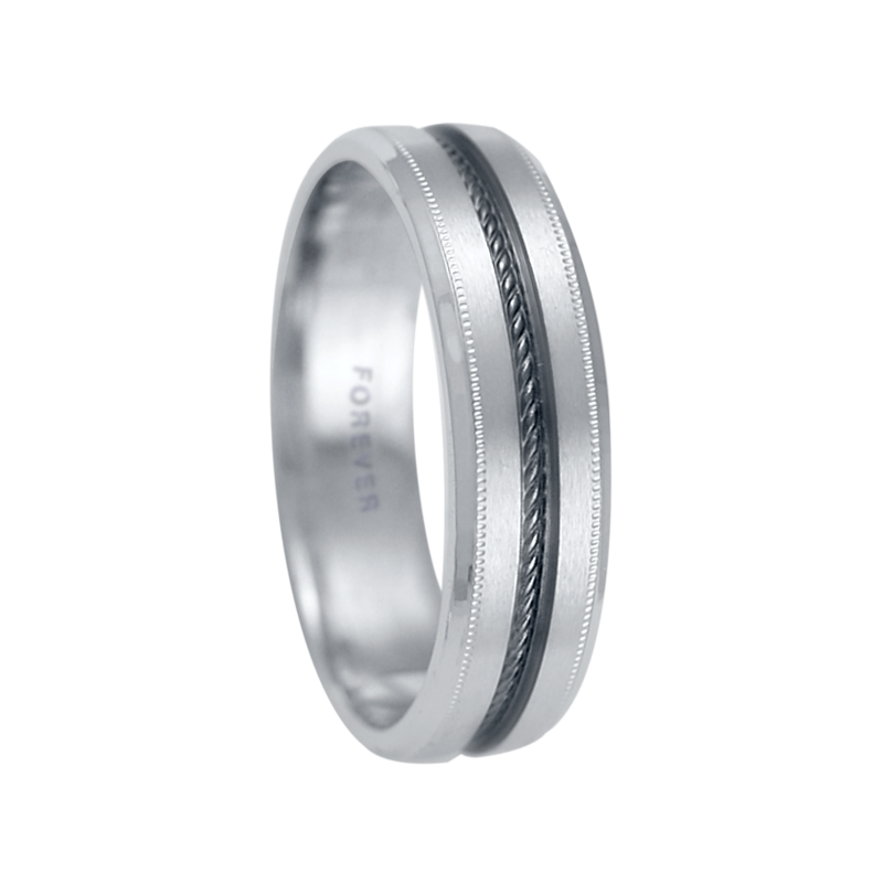 Cadman Catalog 6mm 1T080 Mens Comfort Curve Wedding Band