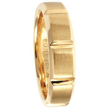 5.5mm 5752 Mens Wedding Band