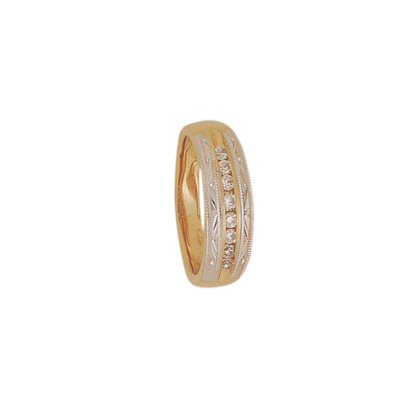 Cadman Catalog 6mm 5216 Ladies Tapered Wedding Band