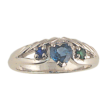 Daughter's Pride Ring 2277-GEN