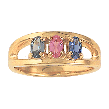 Daughter's Pride Ring 2080