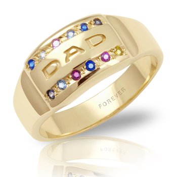 F120M DADS FAMILY RING