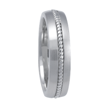 5mm 7T11 Ladies Comfort Curve Wedding Band