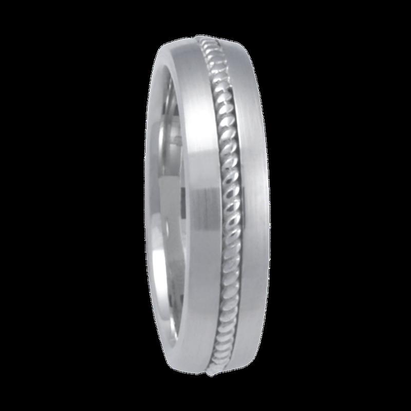Cadman Catalog 5mm 7T11 Ladies Comfort Curve Wedding Band