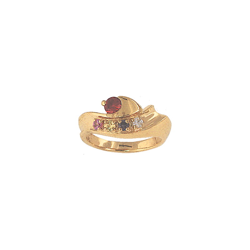 Cadman Catalog Family Ring F2557