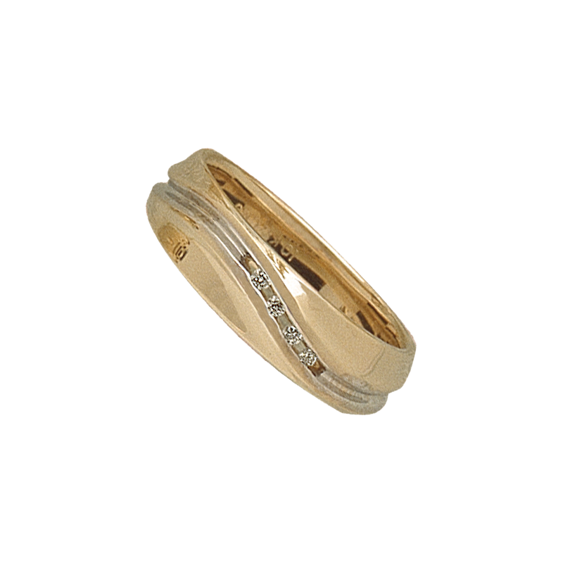 Cadman Catalog 6mm 5355 Ladies Tapered Wedding Band