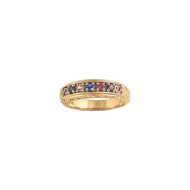 Cadman Catalog Family Ring F2580