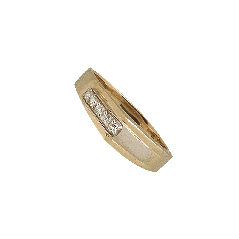 Cadman Catalog 6mm 5376 Mens Tapered Wedding Band