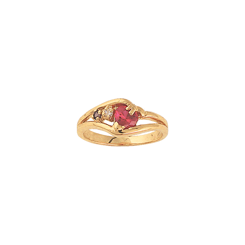 Cadman Catalog Daughter's Pride Ring 2273