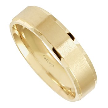 6mm 1T010 MensComfort Curve Wedding Band