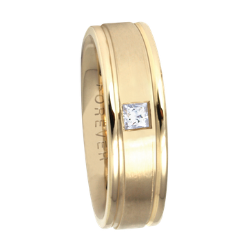 5.5mm 5756 Ladies Wedding Band