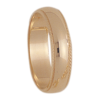 600A Mens Wedding Band