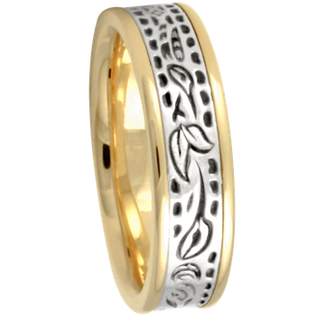 6.5mm 5692 Mens Aboriginal Series Band