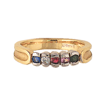 Family Ring F2575