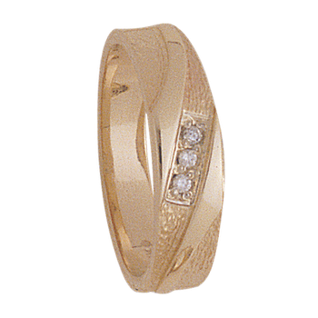5 mm 5044 Ladies Tapered Wedding Band