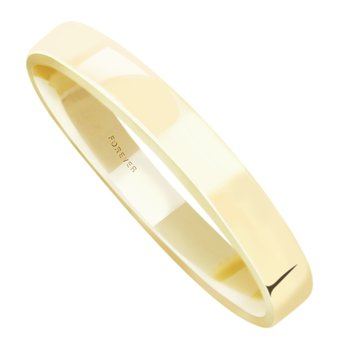 2mm S200R Ladies Light- weight Rectangular Wedding Band