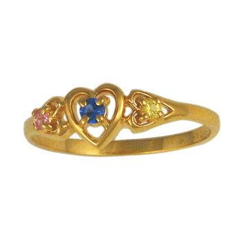 Daughter's Pride Ring 1967-GEN