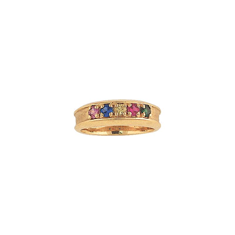 Cadman Catalog Family Ring F2574