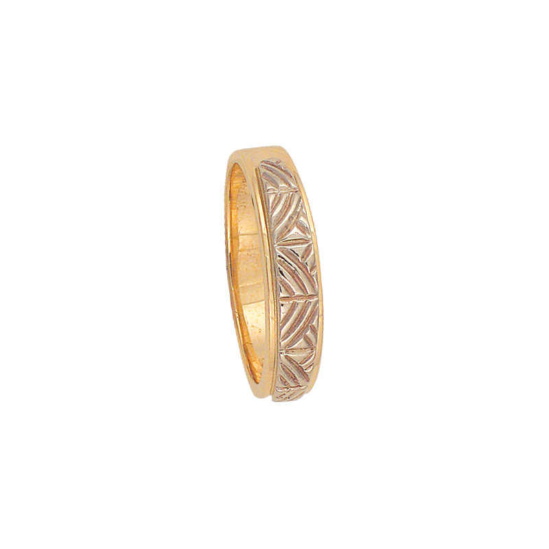 Cadman Catalog 5mm 5340 Mens Tapered Wedding Band