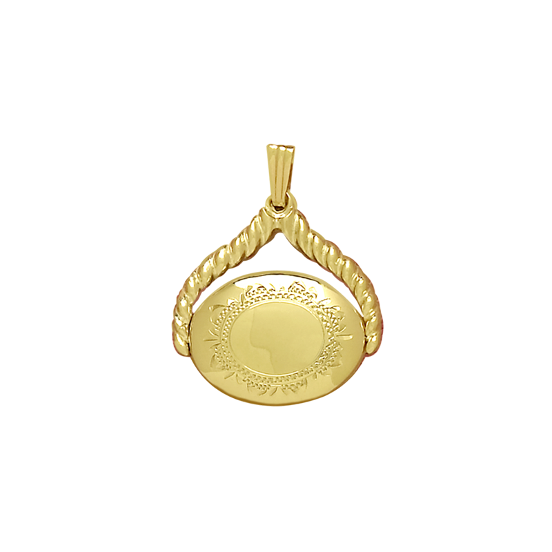Cadman Catalog Locket L70G
