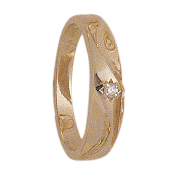 5mm 5007 Ladies Wedding Band