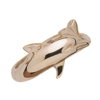 Ladies Dolphin Ring DD71