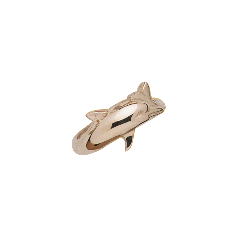 Cadman Catalog Ladies Dolphin Ring DD71