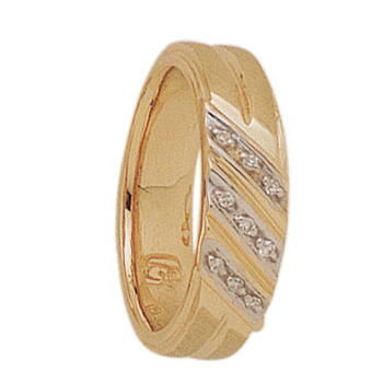 5mm 5203 Ladies Fancy Wedding Band