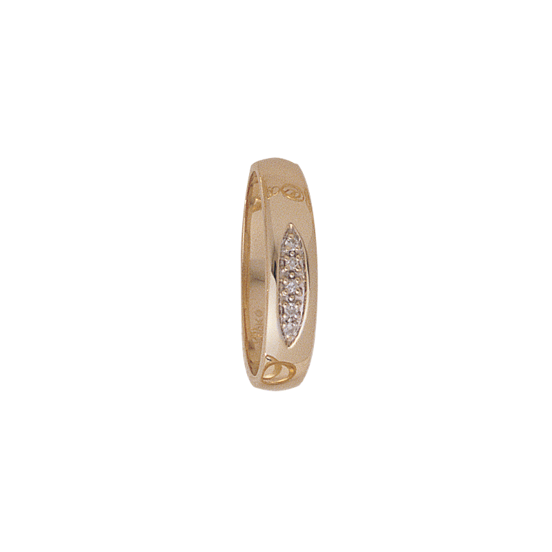 Cadman Catalog 5mm 4922 Mens Tapered Wedding Band