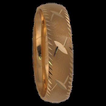 6mm 5T28 Mens Comfort Curve Wedding Band