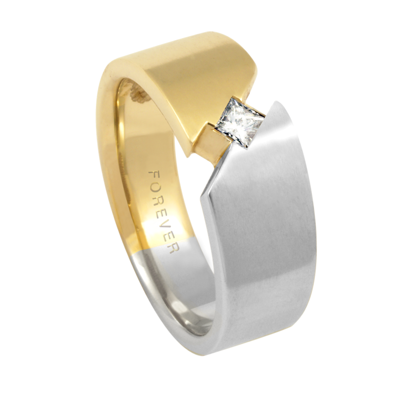 Cadman Catalog 7.5-5mm 5764 Ladies Tapered Wedding Band