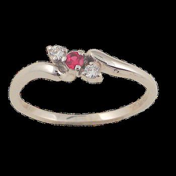Daughter's Pride Ring 1890