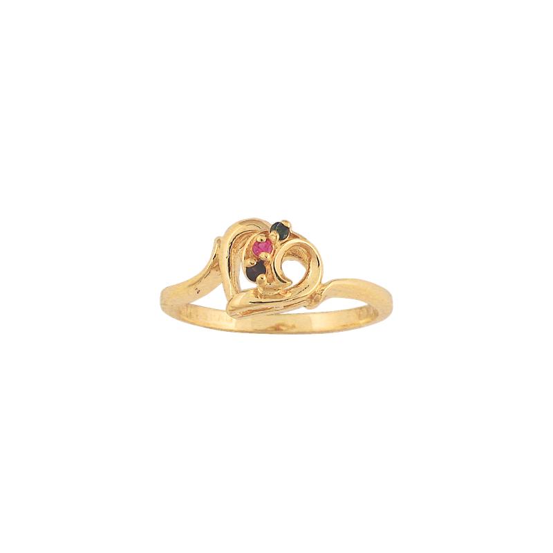 Cadman Catalog Daughter's Pride Ring 1928