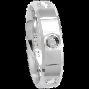 6mm 8T14 Mens Comfort Curve Wedding Band