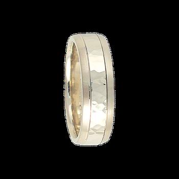 7mm 6T56 Mens Comfort Curve Wedding Band