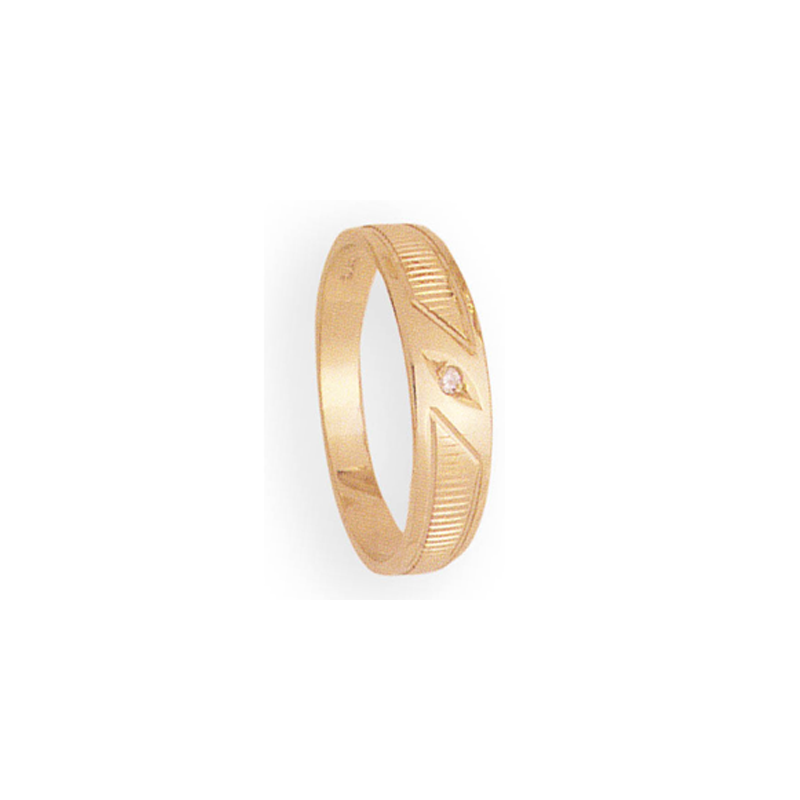 Cadman Catalog 6mm 254 Mens Tapered Wedding Band