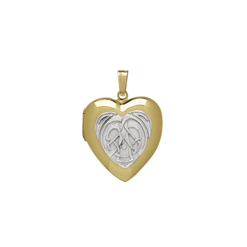 Cadman Catalog Locket 2TG-CEL