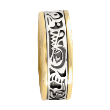 6.5mm 5680 Ladies Aboriginal Series Band