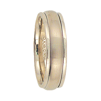 5mm 6T59 Ladies Comfort Curve Wedding Band