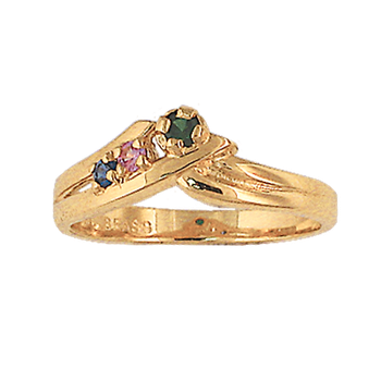 Daughter's Pride Ring 2276-GEN