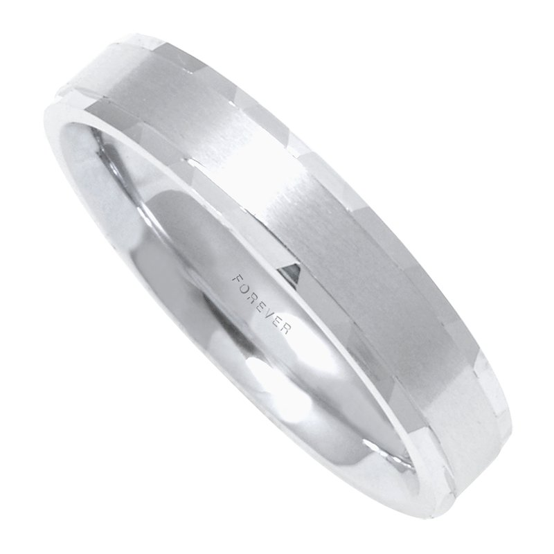 Cadman Catalog 4mm 1T011 Ladies Comfort Curve Wedding Band