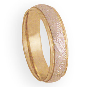 6mm 3T92 Ladies Wedding Band