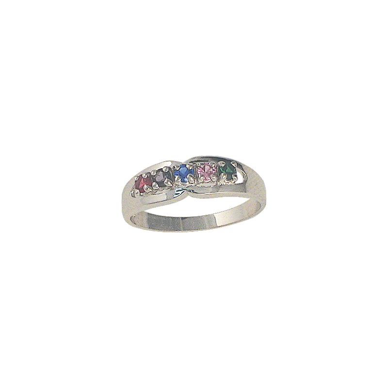 Cadman Catalog Family Ring F2524