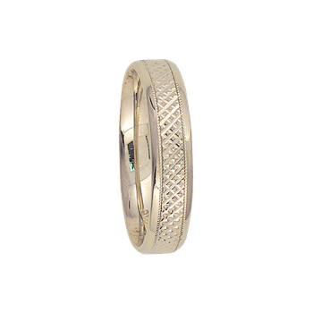 5mm 6T64 Mens Comfort Curve Wedding Band