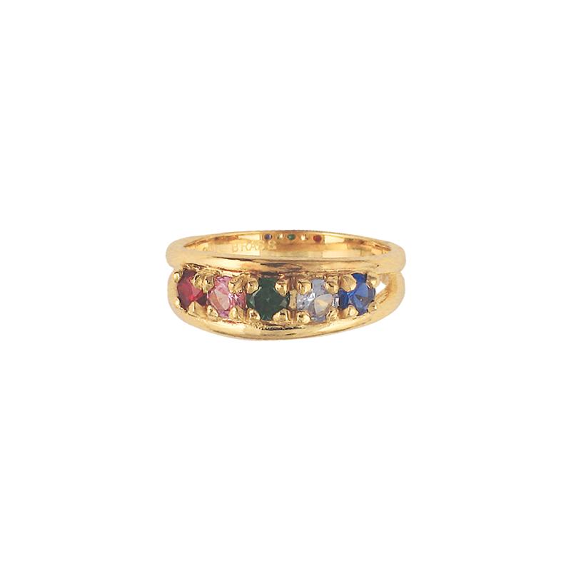 Cadman Catalog Family Ring F1376