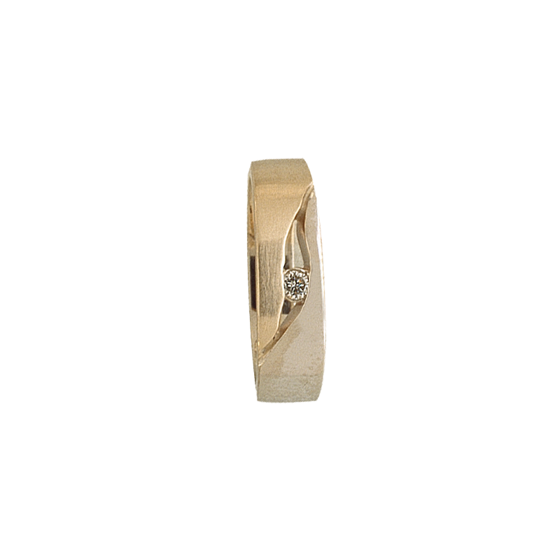 Cadman Catalog 5mm 5365 Ladies Tapered Wedding Band